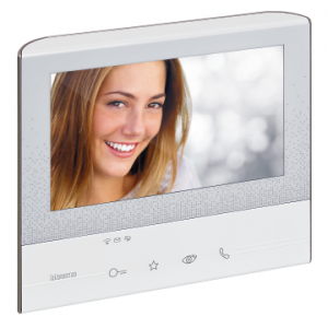 """View of 7"""" Touch Screen side"""