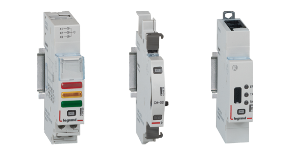Image of the the EMS CX³ modules