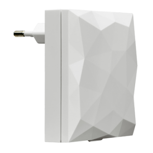Side view of the iDiamant with Netatmo