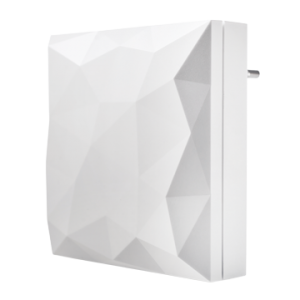 Third front view of the iDiamant with Netatmo