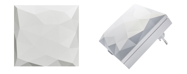 2 side views of the iDiamant with Netatmo