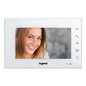 View of EasyKit in white version