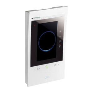 Side view of the Classe 300EOS with Netatmo (loading screen)